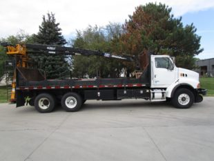2006 STERLING GRAPPLE TRUCK (SW41)