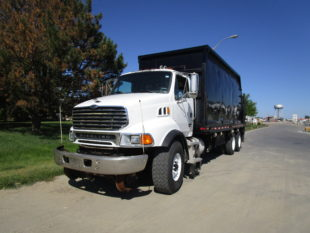 2007 STERLING GRAPPLE TRUCK (SW07RB)